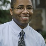 Assistant Director of Admission Marcus Johnson