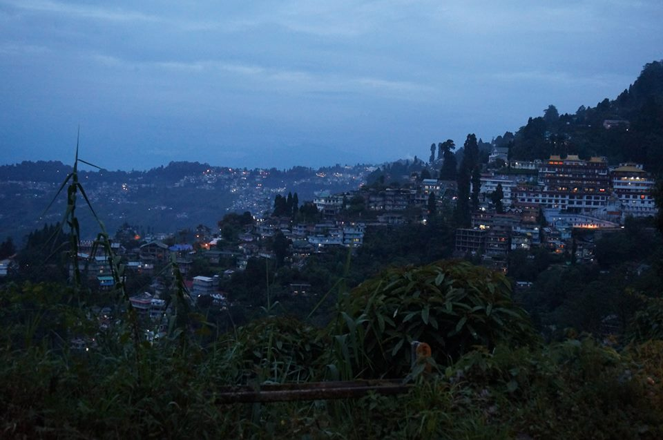 Darjeeling at Night