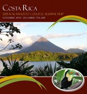 Costa Rica - 2015 Kalamazoo College Alumni Trip