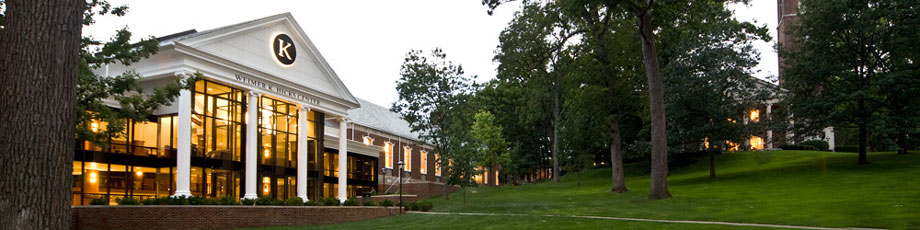 Hicks Student Center at Kalamazoo College