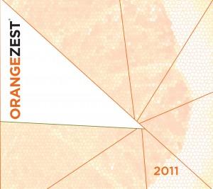 Class of 2011 Orange Zest