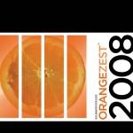 Orange Zest 2008 cover