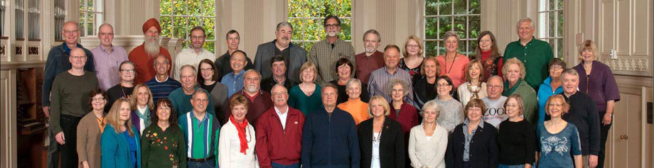 Class of 1973 group photo from 2013