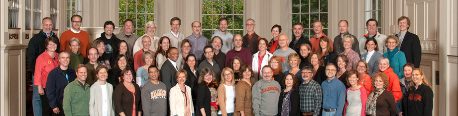Class of 1983 Reunion Photo from 2013