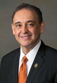 President Jorge G. Gonzalez