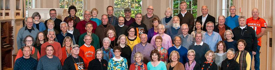 Class of 1974 Reunion Photo from 2014