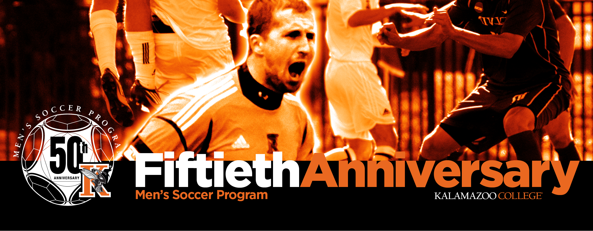 Fiftieth Anniversary of Men's Soccer
