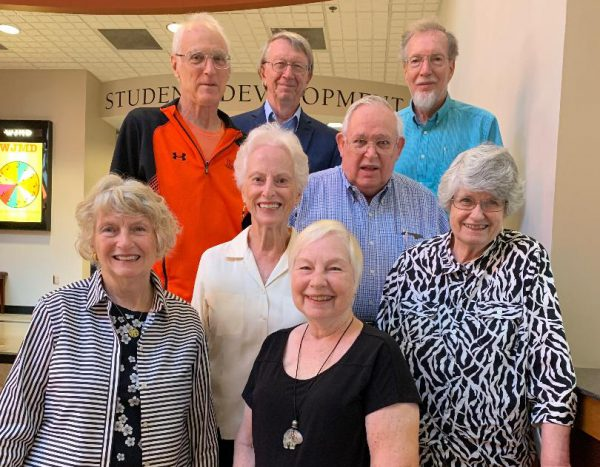 Emeriti Club Leadership Council 2019-2020