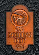 1929 Boiling Pot cover