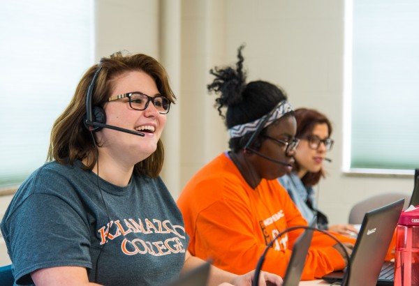 Become a K Phonathon Student Caller!