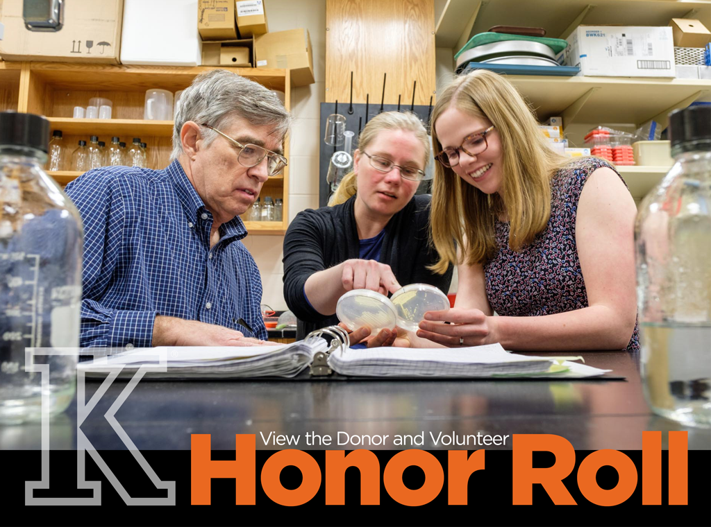 Donor Honor Roll 2018-18