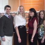 Scientific presenters at the West Michigan Regional Undergraduate Science Research Conference