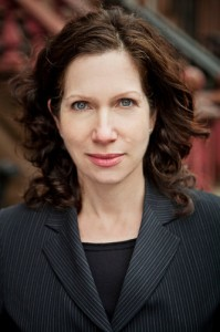 Author Amy Waldman