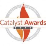 Catalyst Awards logo from 2013