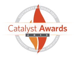 Logo for the 2013 Catalyst Awards