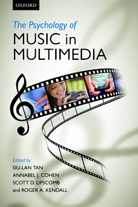 Book cover for The Psychology of Music in Multimedia