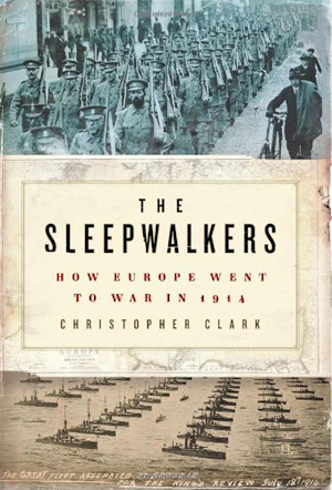 "Book cover for ""The Sleepwalkers"""