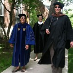 Commencement Faculty Marshals 2014