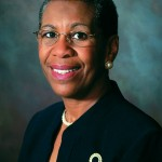 Kalamazoo College President Eileen Wilson-Oyelaran
