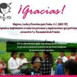 Mujeres, Lucha y Derechos Para Todas A.C. (MULYD)