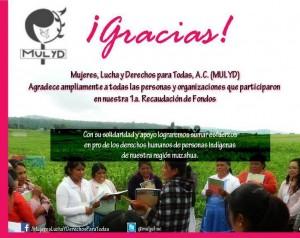 Global Prize Finalist: Mujeres Lucha y Derechos Para Todas A.C.