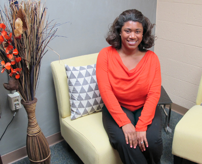 Kalamazoo College Assistant Professor of Psychology Kyla Fletcher