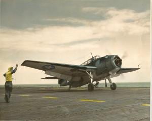 ill Murphy plane handler aboard USS Wolverine