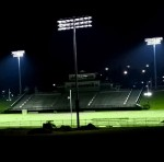 Kalamazoo College Tests Football Lights