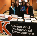 28September2016 The 2016 Fall Recruiting Expo at Kalamazoo College.