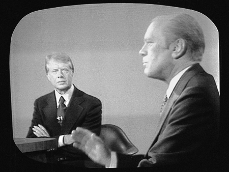 Presidential Debate Between Jimmy Carter and Gerald Ford