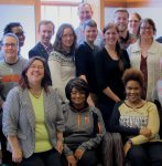 Faculty and Staff Participate in Green Dot Training