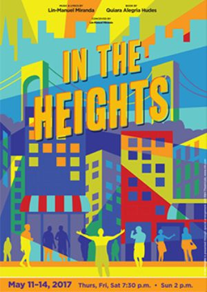 In the Heights at Kalamazoo College Festival Playhouse