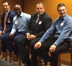 Stryker Employees Meet With Kalamazoo College Students