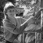 Artist Marcia Wood