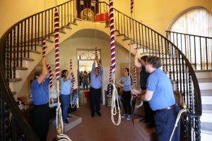 Chapel Bell Change Ringing at Stetson Chapel