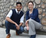 Regional Fellowships Gina Bravata and Ryan D'Mello