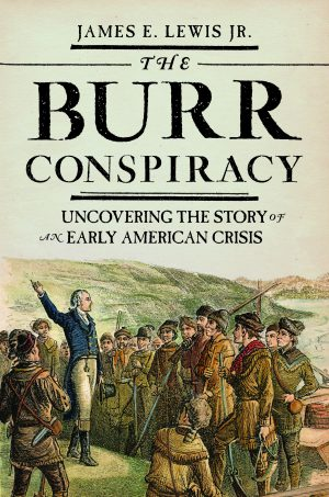 'The Burr Conspiracy' book cover