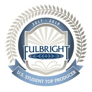 Fulbright Students logo