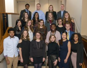 2018 Senior Leadership Award Winners
