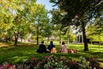 Kalamazoo College Quad Shared Grant
