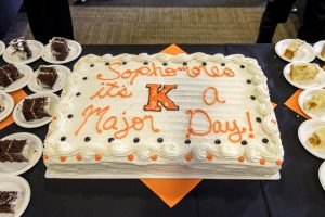 Declaration of Major Day Cake Declares It's a Major Day