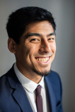 Luce Fellowship Recipient Anthony Diep Rosas