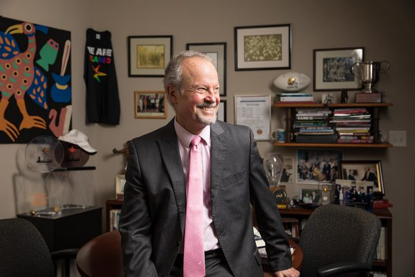Social Justice and International Sports Expert Richard Lapchick