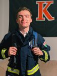 Emergency Medical Technician Brandon Wright
