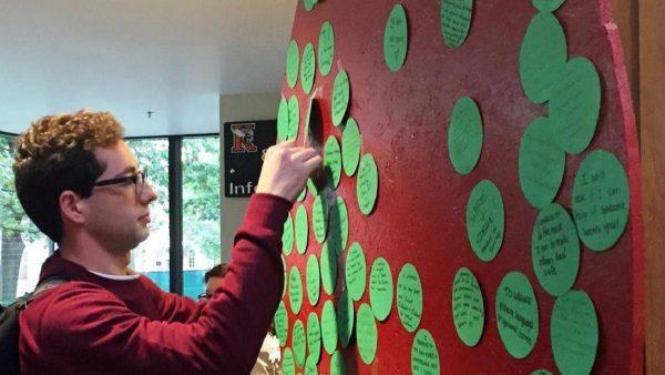 DOJ helps K programs such as Green Dot