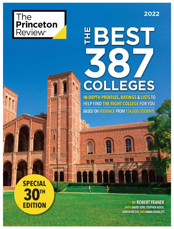 Best 387 Colleges Book Cover