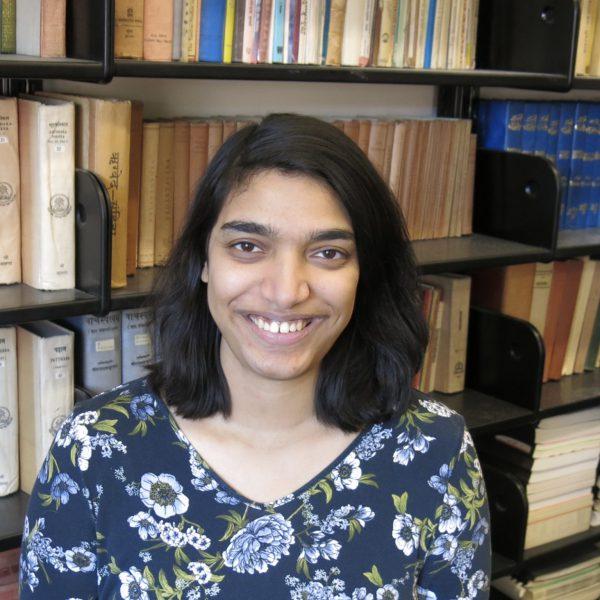 Assistant Professor of Religion Sohini Pillai