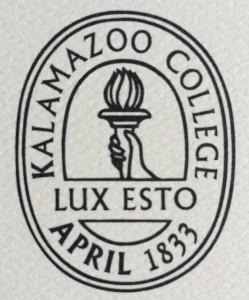 Kalamazoo College Lux Esto logo