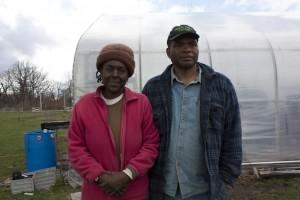 Fred and Jifunza Carter