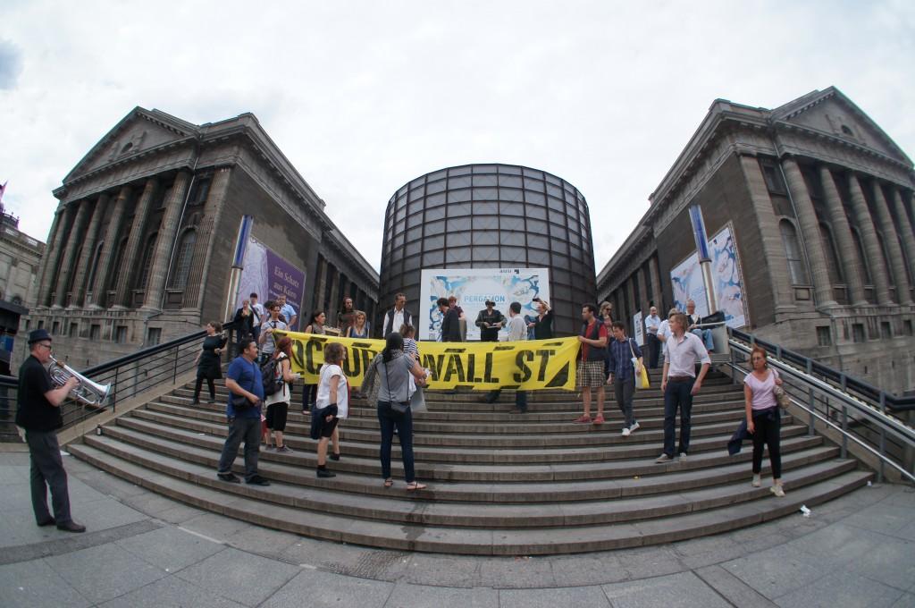 Occupy Pergammon Museum